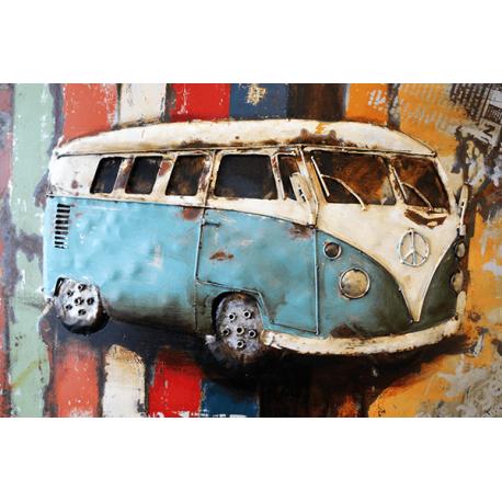 Obraz na płótnie Artystyczny VW