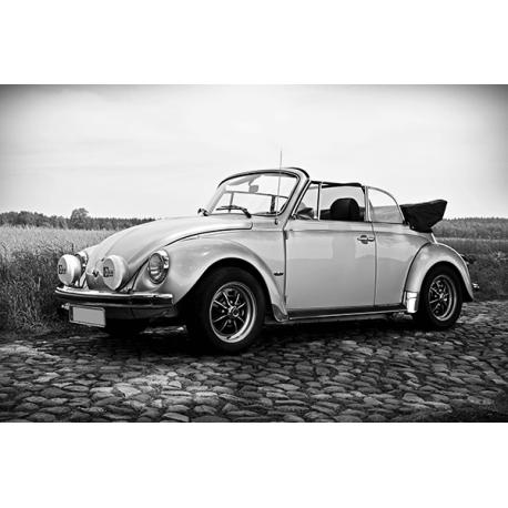 Obraz na płótnie VW kabrio