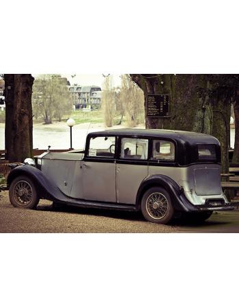Obraz na płótnie Rolls Royce