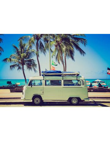 Obraz na płótnie VW Camper