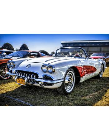 Obraz na płótnie Wyjątkowy samochód retro