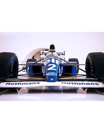 Obrazy na płótnie Bolid F1
