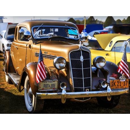 Obrazy na płótnie Klasyczny samochód retro