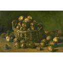 Reprodukcje obrazów Basket of Potatoes - Vincent van Gogh