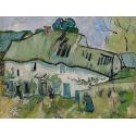 Reprodukcje obrazów Farmhouse - Vincent van Gogh