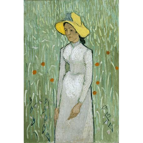 Reprodukcje obrazów Vincent van Gogh Girl in White