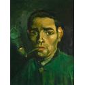 Reprodukcje obrazów Head of a Man - Vincent van Gogh