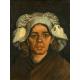 Reprodukcje obrazów Vincent van Gogh Head of a Woman