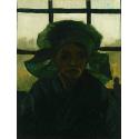 Reprodukcje obrazów Head of a Woman-1 - Vincent van Gogh