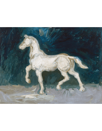 Reprodukcje obrazów Horse - Vincent van Gogh