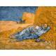 Reprodukcje obrazów Vincent van Gogh Noon, rest from work