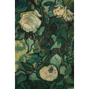 Reprodukcje obrazów Roses_1 - Vincent van Gogh