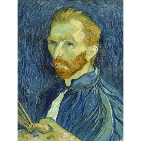 Reprodukcje obrazów Vincent van Gogh Self-Portrait