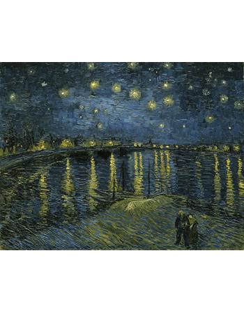 Reprodukcje na płótnie vincent van gogh Starry Night