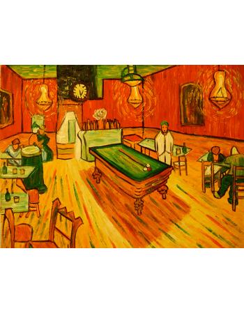 Reprodukcje obrazów Vincent van Gogh The night cafe