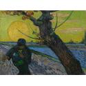 Reprodukcje obrazów The Sower - Vincent van Gogh