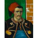 Reprodukcje obrazów The Zouave - Vincent van Gogh