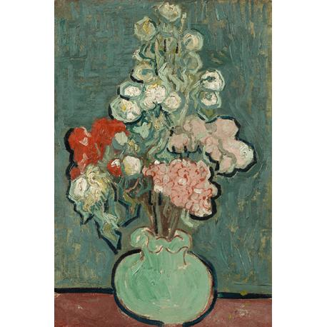 Reprodukcje obrazów Vincent van Gogh Vase of Flowers