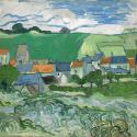 Reprodukcje obrazów View of Auvers - Vincent van Gogh