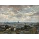 Reprodukcje obrazów Vincent van Gogh View of Paris