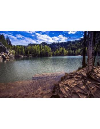 Szmaragdowe jezioro