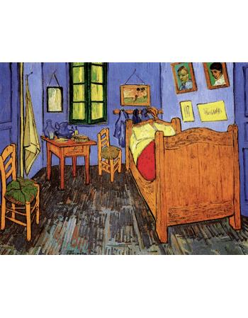 Reprodukcje obrazów Vincent van Gogh Vincent s Bedroom in Arles