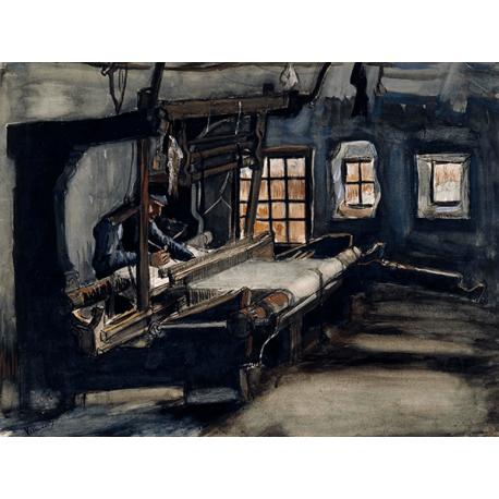 Reprodukcje obrazów Vincent van Gogh Weaver