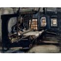Reprodukcje obrazów Weaver - Vincent van Gogh