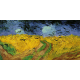 Reprodukcje obrazów Vincent van Gogh Wheat Field with Crows