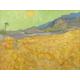 Reprodukcje obrazów Vincent van Gogh Wheatfield with a Reaper