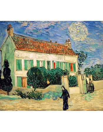 Reprodukcje obrazów White house night - Vincent van Gogh
