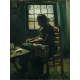 Reprodukcje obrazów Vincent van Gogh Woman Sewing