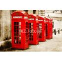Budki telefoniczne - Londyn
