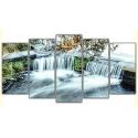 Wyjątkowy wodospad