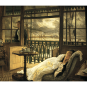 Reprodukcje obrazów A Passing Storm - James Tissot