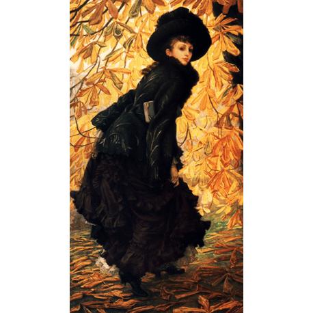 Reprodukcje obrazów James Tissot October