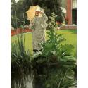 Reprodukcje obrazów Spring Morning - James Tissot