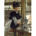 Reprodukcje obrazów Tea - James Tissot