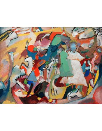 Reprodukcje obrazów Wassily Kandinsky All Saints' Day