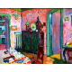 Reprodukcje obrazów Wassily Kandinsky Interior - My Dining Room