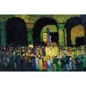 Reprodukcje obrazów Ludwigskirche - Wassily Kandinsky