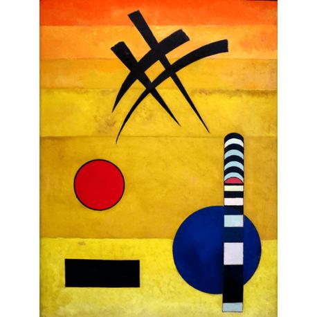 Reprodukcje obrazów Wassily Kandinsky Sign