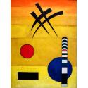 Reprodukcje obrazów Sign - Wassily Kandinsky