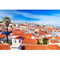 Słoneczna Lizbona