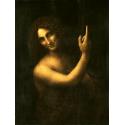 Reprodukcje obrazów Jan Chrzciciel - Leonardo da Vinci