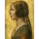 Reprodukcje obrazów Leonardo da Vinci La Bella Principessa