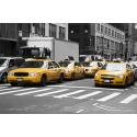 Żółte Taxi - New York