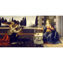 Reprodukcje obrazów Zwiastowanie - Leonardo da Vinci