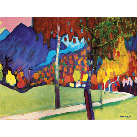 Reprodukcje obrazów Wassily Kandinsky Abstract