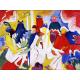 Reprodukcje obrazów Wassily Kandinsky Abstraction Oriental